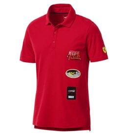 PUMA Puma Scuderia Ferrari Street Polo 576698 01 Men's Shirt