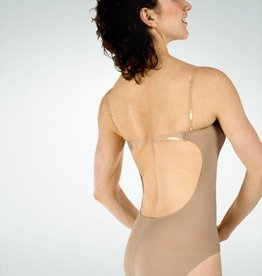 Body Wrappers Body Liner Low Back Leotard Adult 277