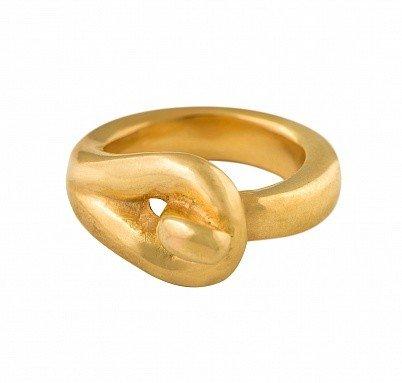 Uno de 50 Threading Ring-Uno de 50-ANI0433ORO0000M