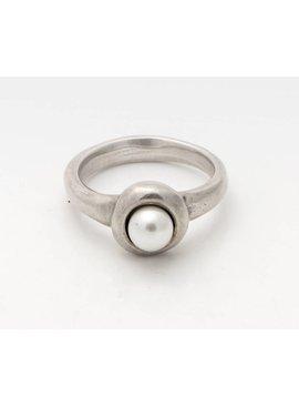 Uno de 50 Pearled Ego Ring - Uno de 50