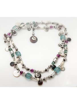 Uno de 50 Esmeralda Necklace - Uno de 50