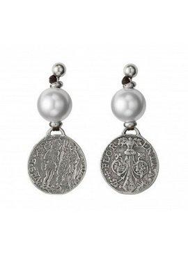 Uno de 50 Alexandria Earrings - Uno de 50