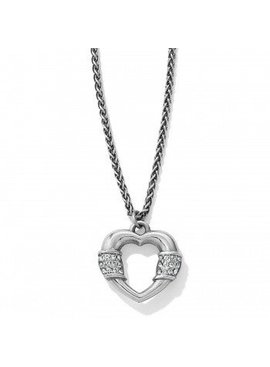 Meridian Linx Petite Heart Necklace