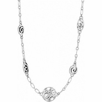 London Groove Long Necklace-JN3392
