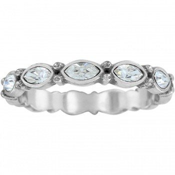 Scalloped Stack Ring-J6118K