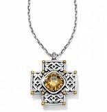 Deauville Cross Necklace - JL3722