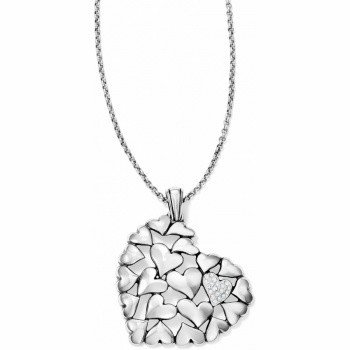 Hearts Galore Convertible Necklace - JL3742
