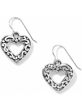 Contempo Love French Wire Earrings