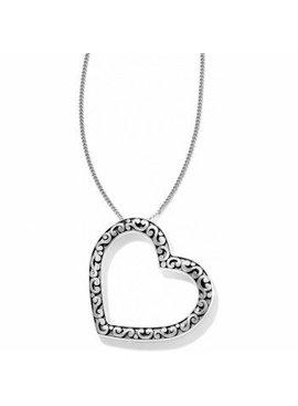 Contempo Love Long Necklace