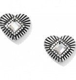 Ray Of Love Post Earrings-JA1650