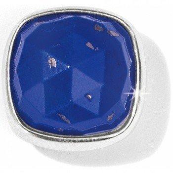Color Clique Gem Faceted Stone-J50696