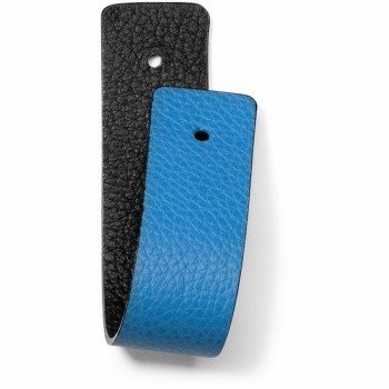 Christo Narrow Strap Blue/Black-JF167N