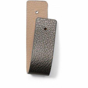 Christo Narrow Strap Pewter/Sand-JF167U