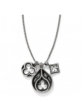 Lorenza Trio Short Necklace