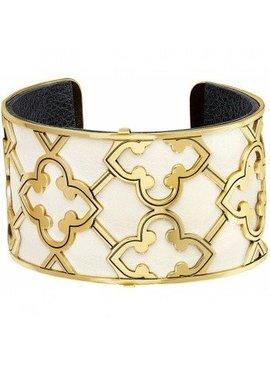 Christo Toledo Wide Cuff Bracelet Set