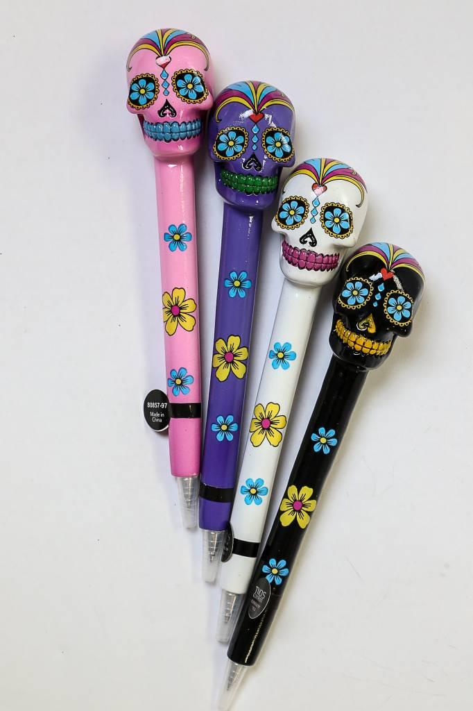 Two's Skull Pen - 80857