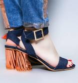 Ankle Strap Mireya 34 Woman Shoes