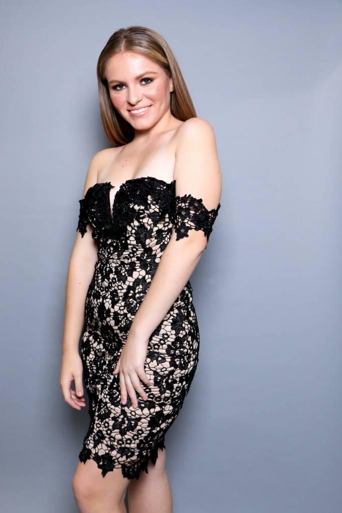 Black Dress - D16894