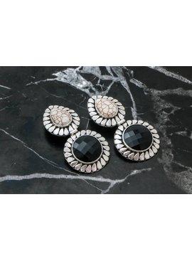 Earrings Earring / Onyx