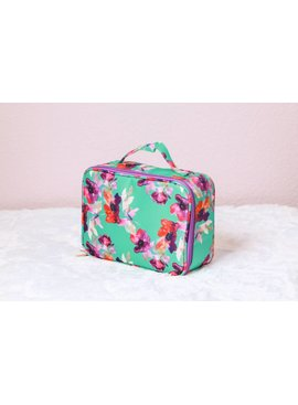 Lunch Floral Tote