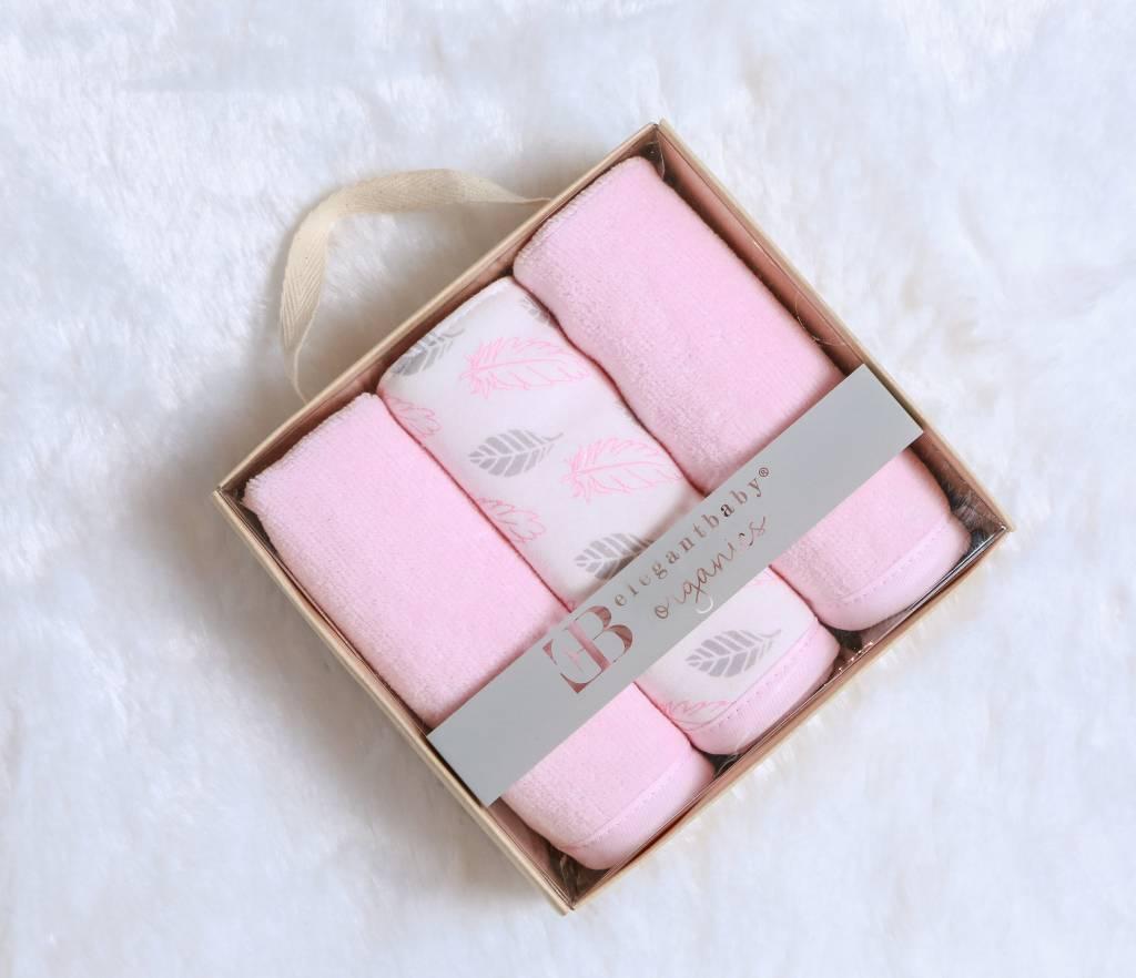 83031 - Pink Washcloths