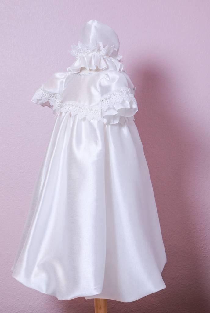 1002 - Baptism Gown