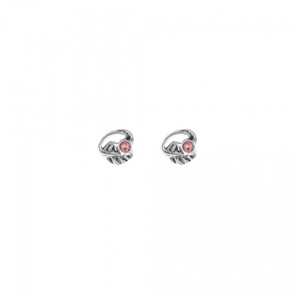 Earrings PEN0568ROSMTLOU