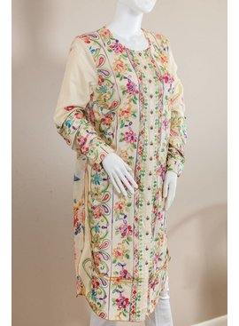Tunic The Evangeline Embroidered Tunic
