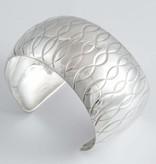 Bracelet-SS / Wide Cuff
