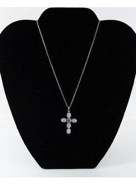 Theia Necklace 26508N0048-CrossLongPendantNecklace