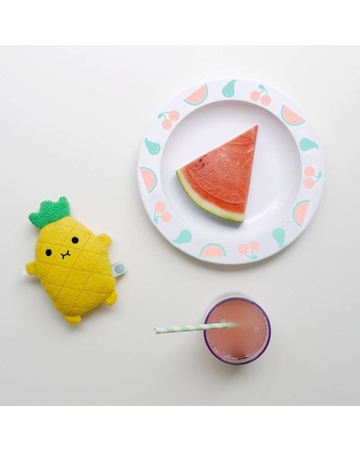 Buddy and Bear ASSIETTE FRUITS - COULEUR