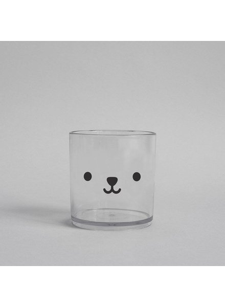 Buddy and Bear VERRE OURS