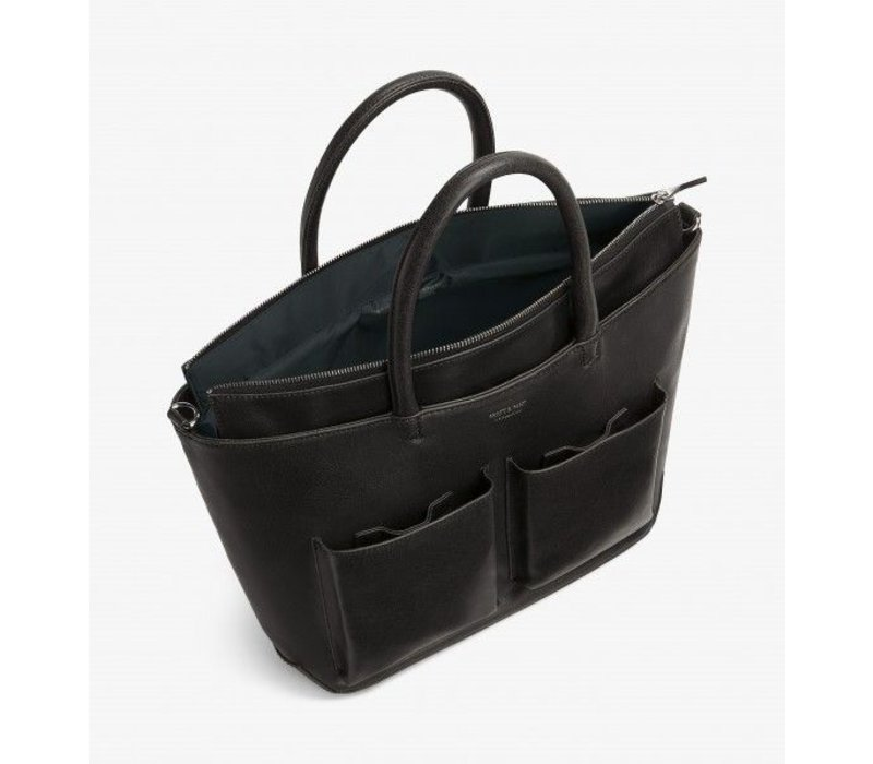 SAC À COUCHES RAYLANMED- NOIR