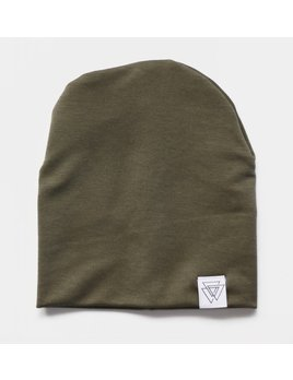 Wylo and Co BONNET - OLIVE
