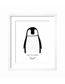 The Wild Kids Apparel AFFICHE - PINGOUIN