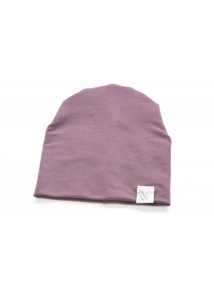 Wylo and Co BONNET - AUBERGINE