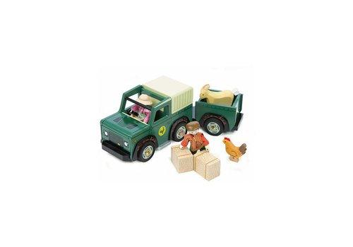 Le Toy Van 4X4 DE FERME
