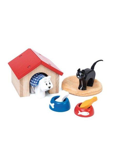 Le Toy Van ENSEMBLE D'ACCESSOIRES POUR ANIMAUX