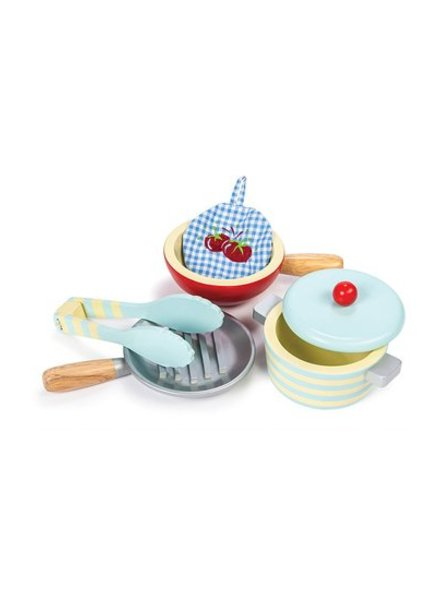 Le Toy Van ENSEMBLE DE CASSEROLES