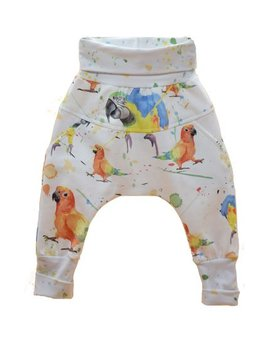 Little Yogi PANTALON EVOLUTIF - LITTLE PARROTS
