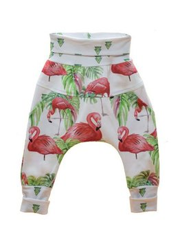Little Yogi PANTALON EVOLUTIF - LITTLE FLAMINGO