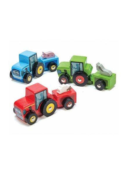 Le Toy Van PETITS TRACTEURS