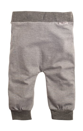 Noppies PANTALON LOOSE LOT - GRIS