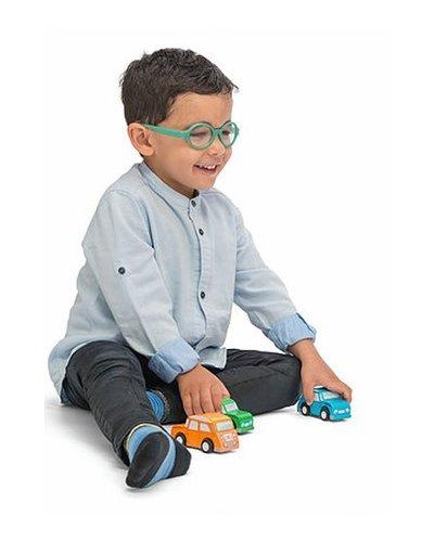 Le Toy Van VOITURES À PROPULSION WHIZZY