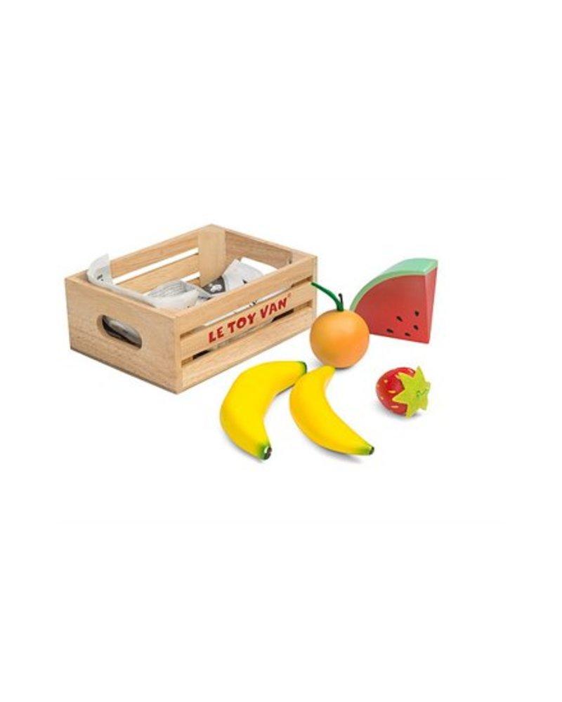 Le Toy Van PANIER DU MARCHÉ - FRUITS