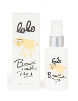 Lolo & Moi BRUINE D'OREILLER