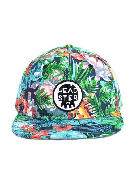 Headster Kids CASQUETTE - HAWAIIEN FONCÉ
