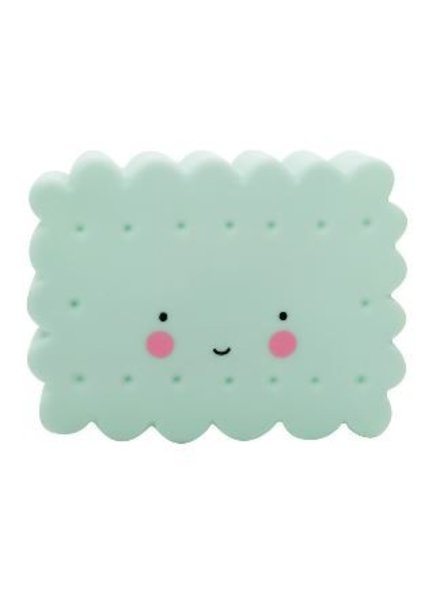 A Little Lovely Company MINI VEILLEUSE COOKIE - MENTHE