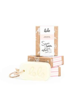 Lolo & Moi BARRE DE SAVON CASTILLE - SANS PARFUM