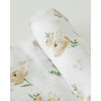 MOUSSELINE COTON - YELLOW ROSE